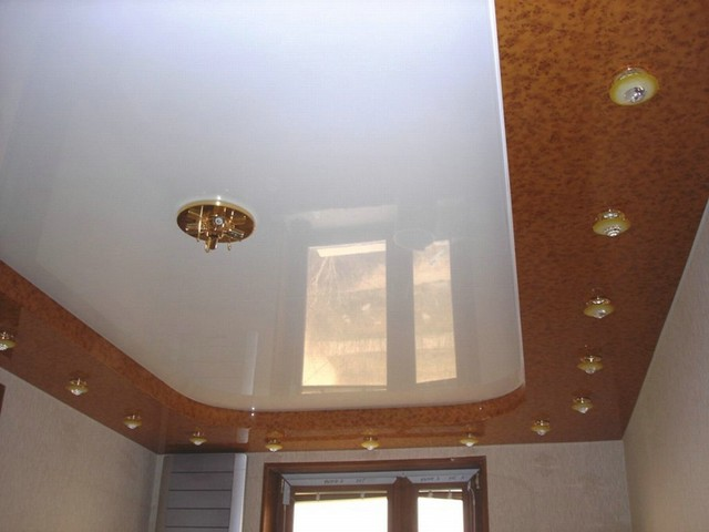 Натяжные потолки купить в Санкт-Петербурге